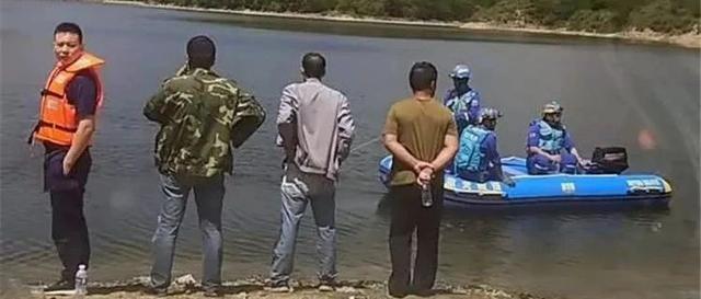 浆水泉水库溺水后续:最后一位遇难者遗体被打捞上来