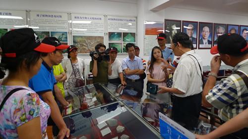 """""""广州科普一日游""""活动在广州地化所举办----中国科学院"""