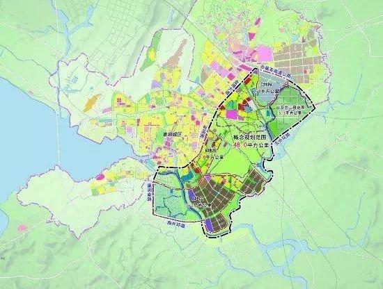 巢湖半汤经开区总投资8亿!建面约28万平米的小区工程招标发布