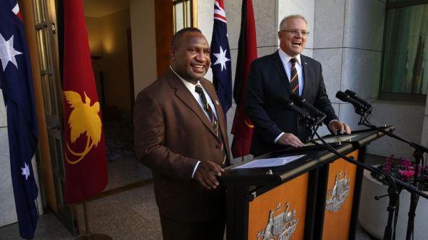 澳大利亞承諾巨額投資拉攏巴新 意在與中國投資競爭參考消息