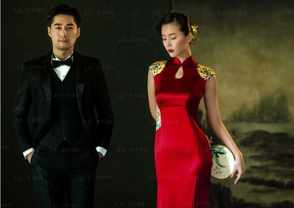2046婚纱摄影·中国风·新品发布