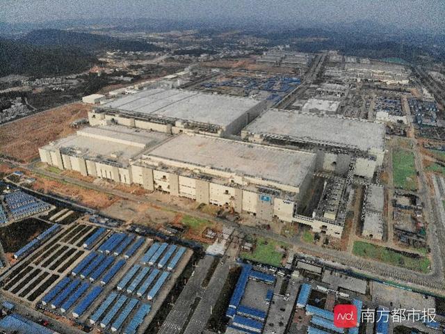 生产计划推迟,富士康610亿元广州工厂被曝寻找新投资者注资