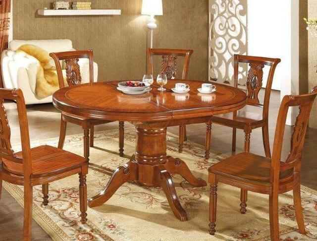圆形桌子动漫图片,实木圆餐桌价格 实木圆餐桌尺寸