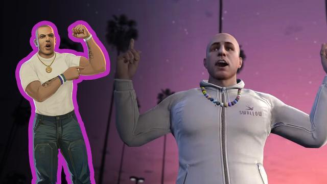 IGN评选《GTA》系列配角T最受人喜爱的的配角 IGN 游戏资讯 第6张
