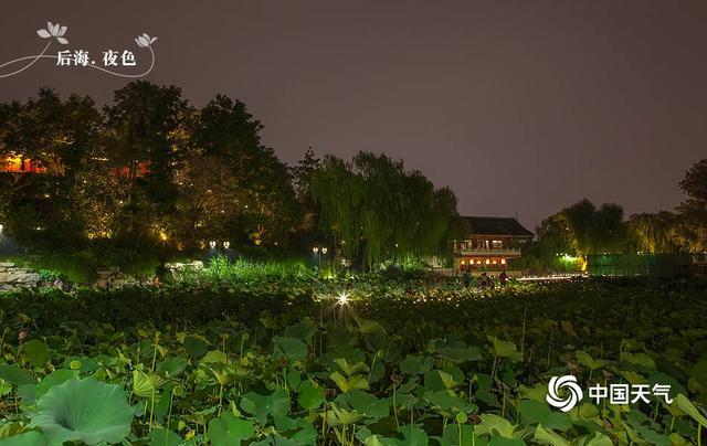 北京夜景图片手机图片