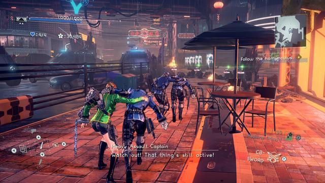 白金工作室《异界锁链》将于8月30日正式发售 白金工作室 游戏资讯