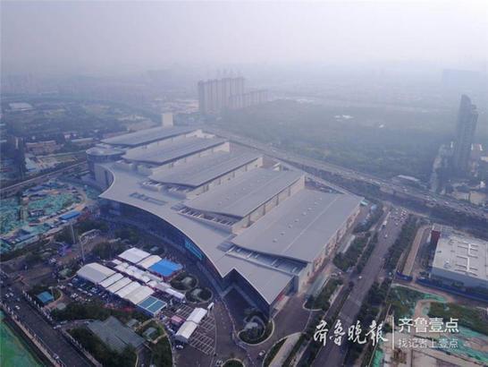 齐鲁国际车展9月5日将全新亮相,移师山东国际会展中心