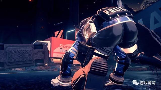 """异界锁链(Astral Chain)游戏天生附带的""""屁股""""梗 动作游戏 游戏资讯 第6张"""