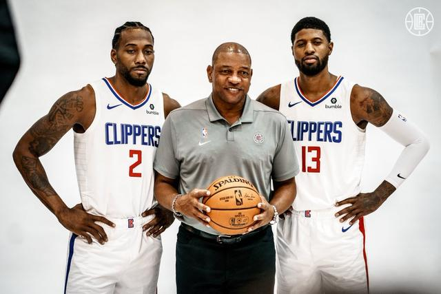 伦纳德、乔治表示愿意代表美国男篮参加2020年奥运会