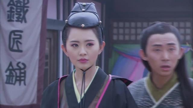 薛刚反唐:九环拿出母后给她的书,原来是女子兵法,教她征服男人