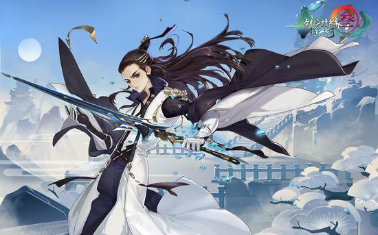 《剑网3:指尖江湖》纯阳弟子超级武器闻天 鹤鸣于九皋声闻于天