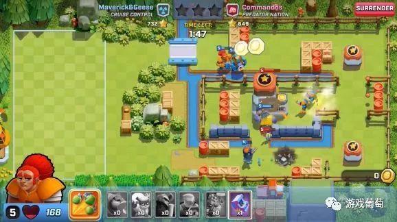 Supercell策略新作《Rush Wars》遭砍 Supercell、Rush Wars、策略游戏 游戏资讯 第1张