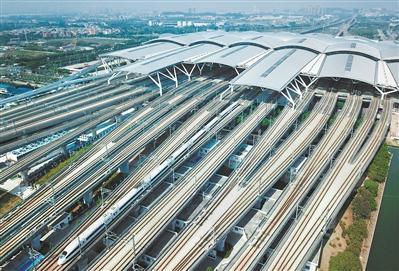 未来6年,广州南站大变身