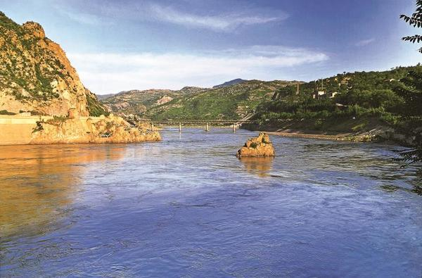 郑州黄河是悬河吗