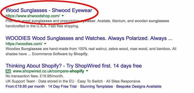Shopify卖家如何做好SEO优化,提升谷歌搜索排名?