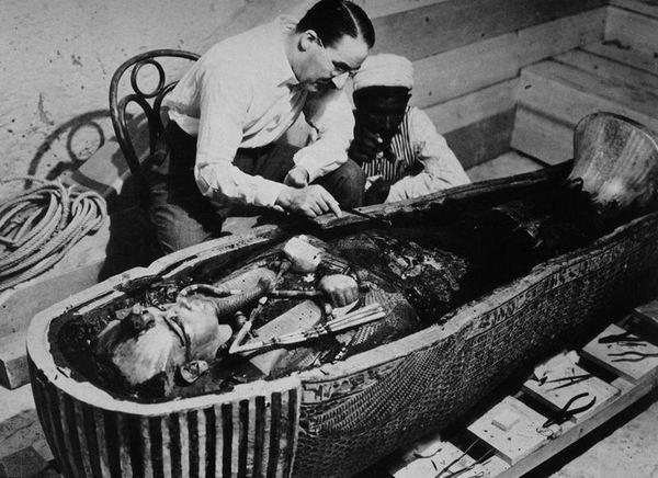 图坦卡蒙是否死于谋杀,专家说:两次高科技检查,竟出现不同结果