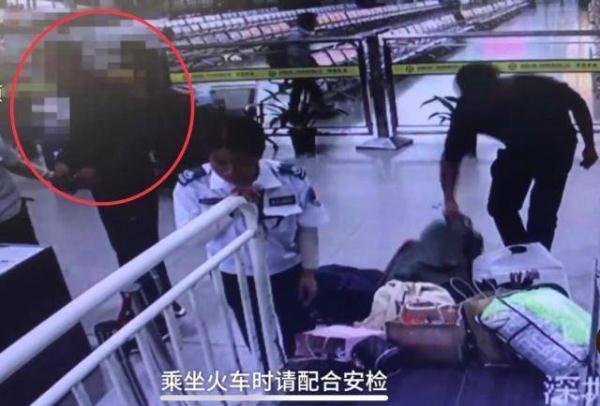 深圳男子腰缠三只乌龟过安检被查:和乌龟有感情,不带怕饿死