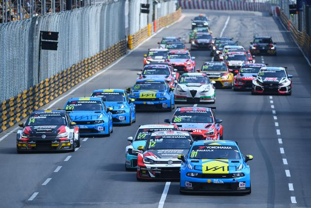 微信推广赛车——澳门格兰披治大赛车第四日赛况