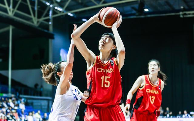爱足球-从亚太区突围后,年轻的中国女篮还要找