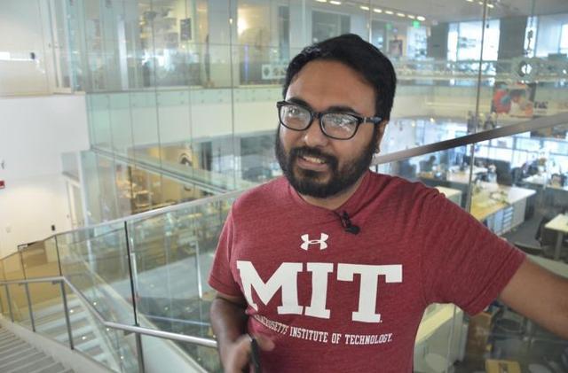 走进麻省理工Media Lab,看AR技术如何改变课堂教育?