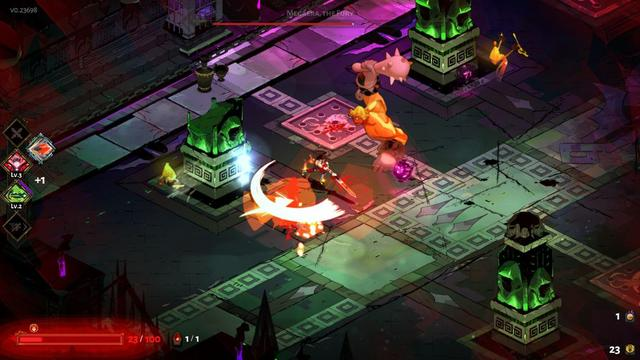 Supergiant Games动作新游《哈迪斯/Hades》Steam畅销第2、好评98% Supergiant Games、Hades、Steam 游戏资讯 第19张