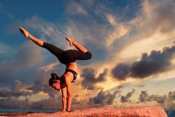 瑜伽姿势图片及名称