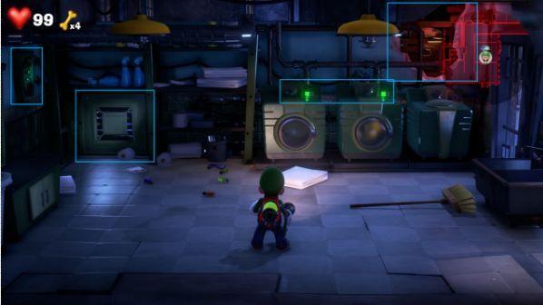 《路易吉鬼屋3》箱庭式关卡游戏设计教科书 任天堂 游戏资讯 第13张