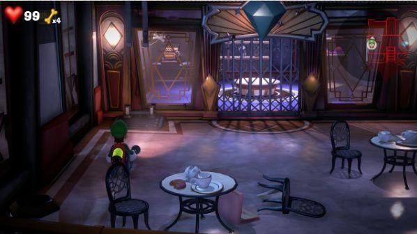 《路易吉鬼屋3》箱庭式关卡游戏设计教科书 任天堂 游戏资讯 第23张