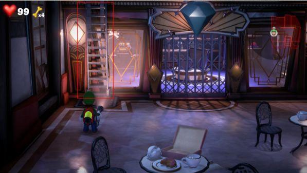 《路易吉鬼屋3》箱庭式关卡游戏设计教科书 任天堂 游戏资讯 第24张