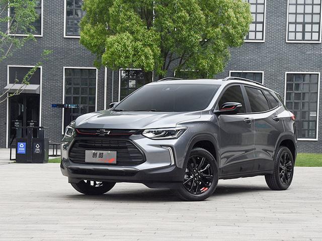 颜值再创新高,雪佛兰全新SUV即将问世,又是一匹黑马