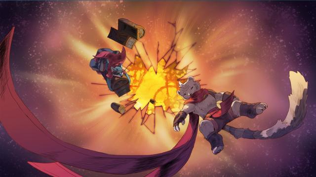 形骸骑士 Steam热销前十 93%好评的Roguelike Roguelike 游戏资讯 第11张