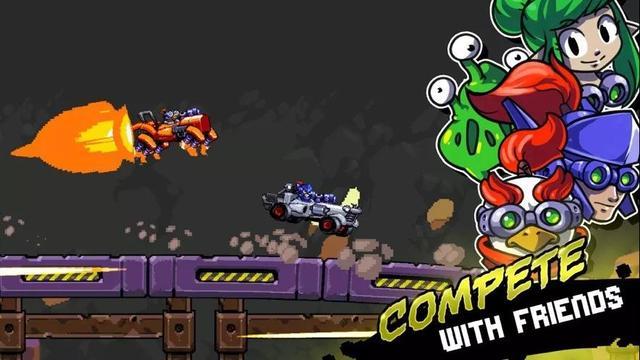 TurtleBlaze开发《酷派忍者》Steam特别好评 Steam 游戏资讯 第22张