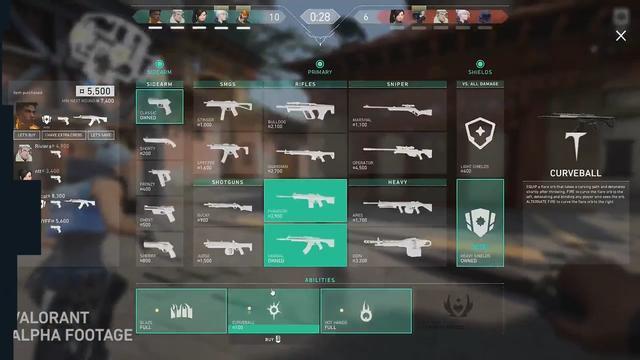 拳头游戏Riot Games FPS新作《Valorant》曝光 FPS游戏 游戏资讯 第1张