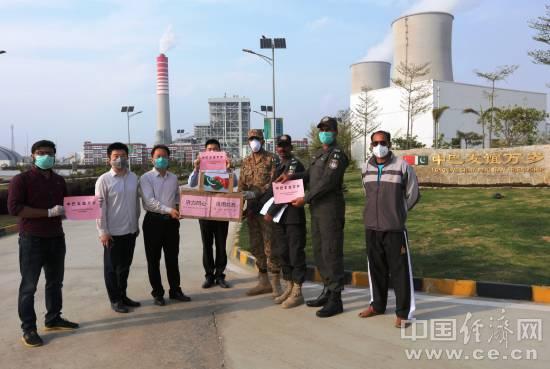 巴基斯坦主流媒体参观华能集团萨希瓦尔燃煤电站-... -国际电力网