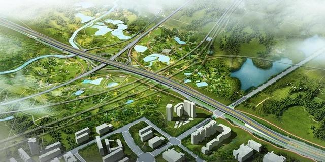 荔玉高速公路线路图