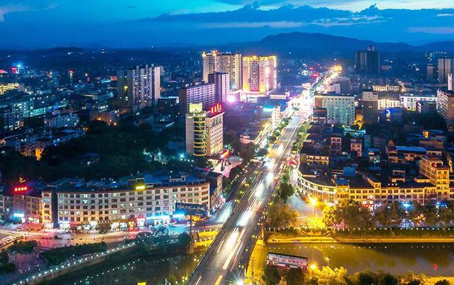宁远县规划图