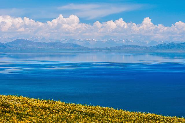 """�里木湖――""""大西洋最后一滴眼�I"""""""