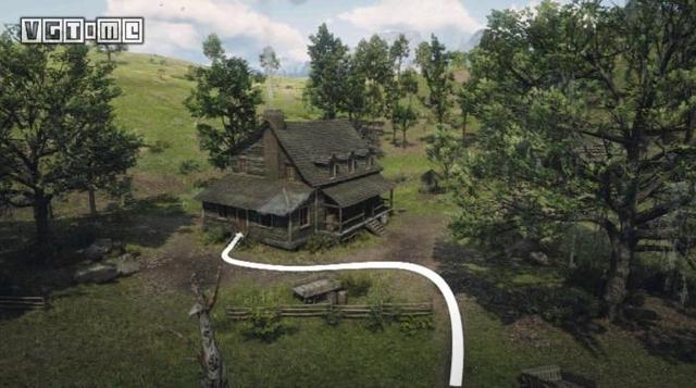 《荒野大镖客 救赎2》打劫农庄完全攻略