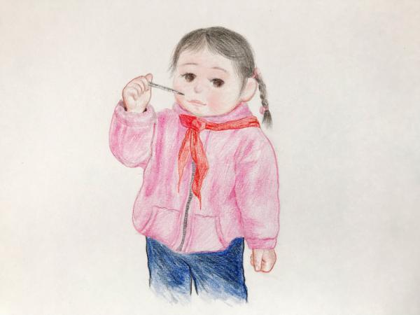 """公主岭市""""文明健康 有你有我""""优秀儿童画作品展示(一)"""