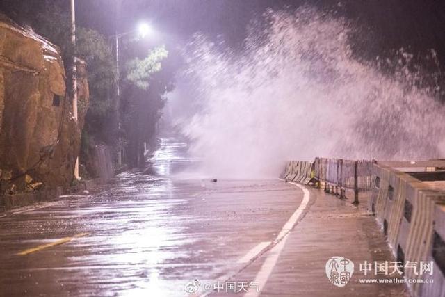 2020年台风深圳海高斯