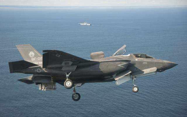 新BUG害F-35A雷雨天出动会凌空爆炸!日韩等国都是受害者