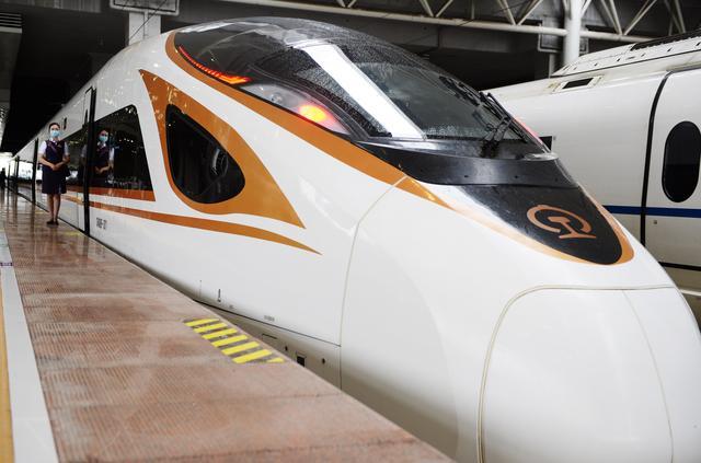 商合杭高铁加速长三角与中国腹地连通