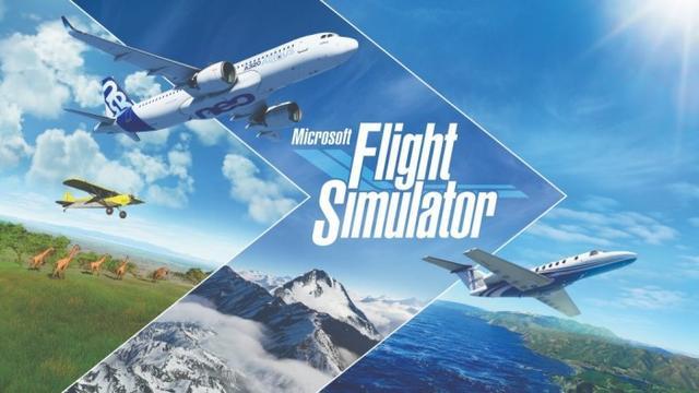 海外怎么充值最新PC版《微软飞行模拟》-631