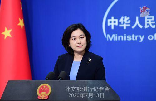 外交部就世卫专家抵京、美驻华使领馆发安全提醒等答问
