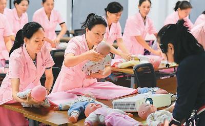 中国就业局势逐步回稳