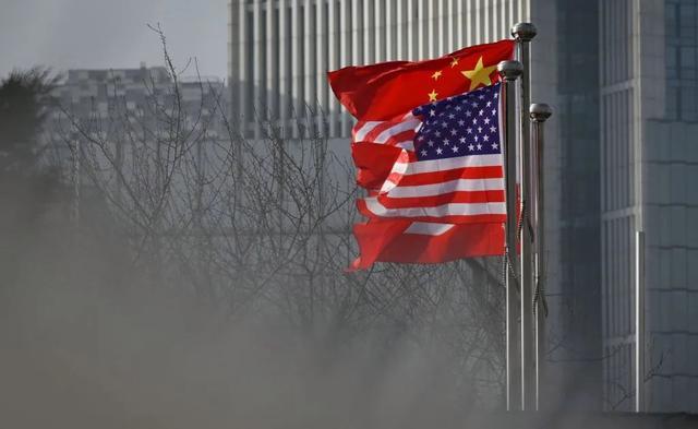 """美国对华政策""""俄罗斯化"""",中国或已落入""""对抗陷阱"""""""