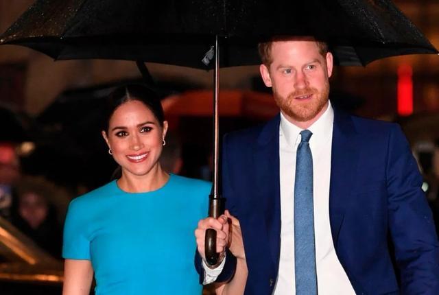 英国最新传记将讲述哈里、梅根夫妇与王室的系列纷争