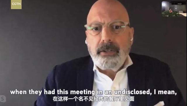 孟晚舟案谁在说谎?CGTN曝光孟晚舟与汇丰高管会面细节