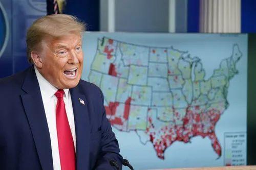 """美国大选还剩100天,他们恐将一""""撕""""到底"""