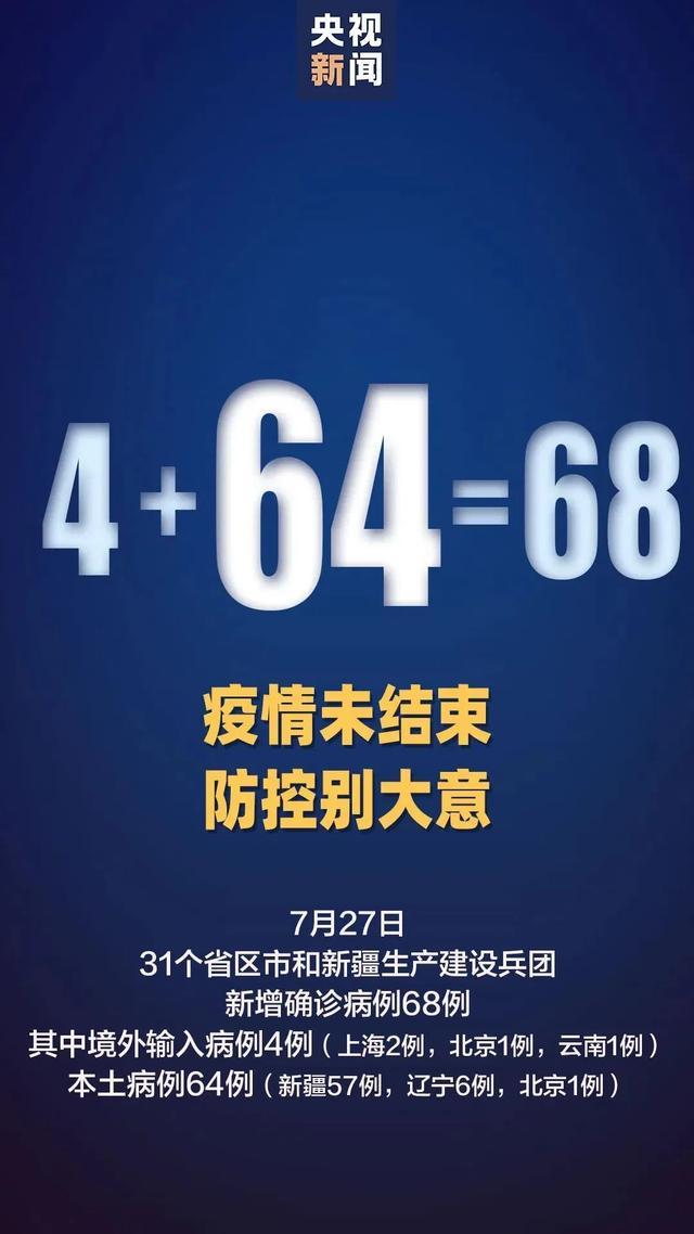 """新增本土确诊64例!大连疫情扩散至北京、福建等地,这座城市进入""""战时状态"""""""